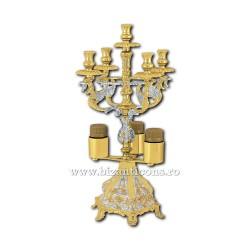 SFESNIC Sf Maslu aurit si argintat Hexa 1 - X45-365