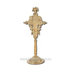 Cruce altar - bronz 20cm
