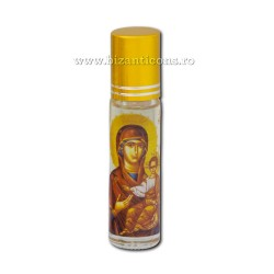 MIR 8 ml - sticla ICOANA capac auriu - Trandafir (1-35) 24/cutie D 74-15