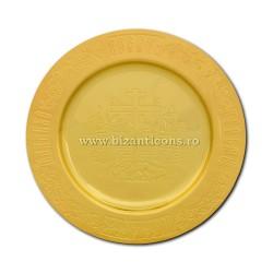 Talger - disc aurit pentru SF AGNET - Cruce 15cm