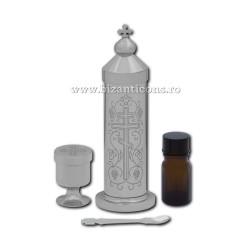 TRUSA impartasanie cilindru - completa Argintata D 100-212Ag 5/cutie
