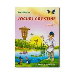 71-931 Jocuri crestine - Vol 1 - Leon Magdan
