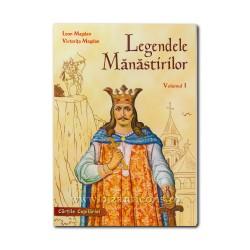 71-933 Legendele Manastirilor - Vol 1 - Leon Magdan