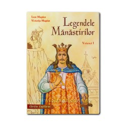 71-933 The Legends Of The Monasteries - Vol. 1 - Leon Magdan