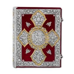 EVANGHELIE argint 925 + catifea SG M102-100Ag925