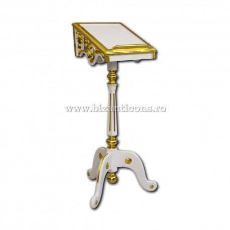 Analog lemn - alb aurit Z 174-30