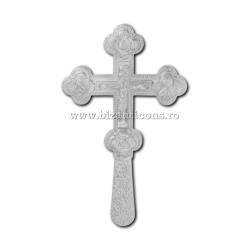 Cruce Binecuvantare Argintata