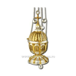 The censer traforata - gilded and silvered AT the 107-80