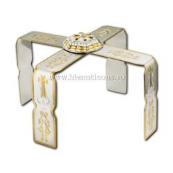 """""""Звезда"""" для Святой Сосудов установлено золотое изваяние, и argintata AT 103-83"""