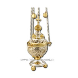The censer traforata - gilded, and silvered AT 107-81