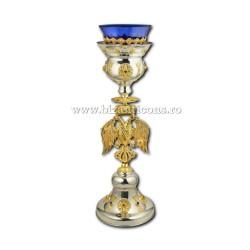 """Светильник стола - установлено золотое изваяние, и argintata - """"орел"""" АКПП 113-84"""