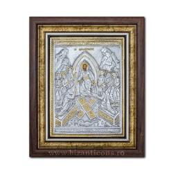 Icoana argintata - Invierea 36x44cm K700-201