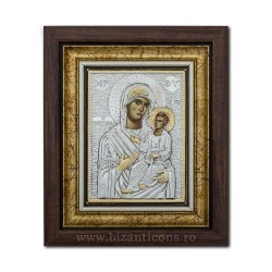 The ICON of the frame, Ag925, MD Giatrisa - the Healer 27x32 K701-005