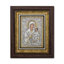 The ICON of the frame, Ag925, MD Odighitria 27x32 K701-106