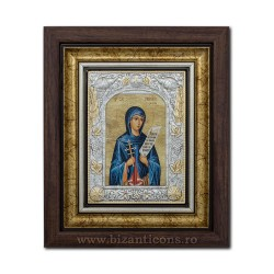 The ICON of the frame Ag925 ST Parscheva 27x32 K701-146