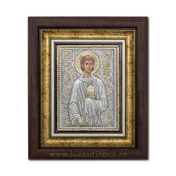 The ICON of the frame Ag925 of ST. Stephen 27x32 K701-158