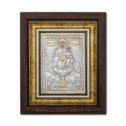 The ICON of the frame Ag925 Fountain of Healing 27x32 K701-210