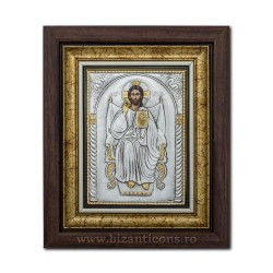 The ICON of the frame Ag925 Me on the throne, 27x32 K701-402
