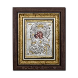 The ICON of the frame Ag925 MD, THE Crown, 27x32 K701-411