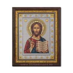 Η εικόνα της Ag925 Μου, ο Ιησούς, 37x31 EKB69-142KZ