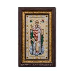 ICOANA Ag925 Sf Nicolae 20x33 EK405-151KZ