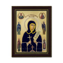 The icon of the garment - frame 30x40 St. john the Word John IT34-146