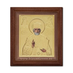 ICON metal framed 15x17 St. Nicholas SFR505-009