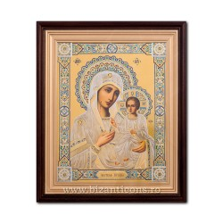 ICON litho, embossed, framed 32x37, MD Iberian SFR510-605