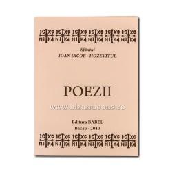 71-862 Poezii - Sf Ioan Iacob Hozevitul A5 60 pag.