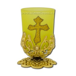 120-15 candle of the cross, - pvc box 240/box