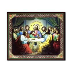 1852-200 Икона русской плиты мдф, 10x12 Есть