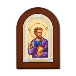 Icoana foita lemn Sf Apostol Luca 10x14 TM 30-461