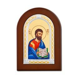 Icoana foita lemn Sf Apostol Marcu 10x14 TM 30-463