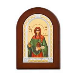 Icoana foita lemn Sf Magdalena 10x14 TM 30-464