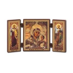 181-021 Triptic lemn 13x7,3 MD Bethleem 11buc/cutie
