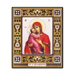 1867-007 the Icon of the email, mdf, 15x18, MD Vladimir