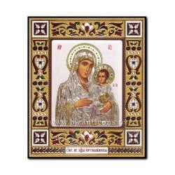 1867-006, Значок, эмаль, мдф 15x18 ДОКТОР Иерусалим