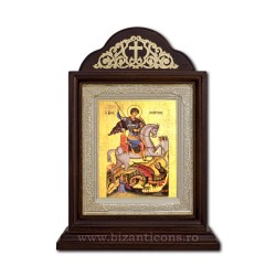 Icon the Ark wood, 18x25 of St. George ICR20-010