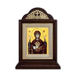 Икона Ковчег деревянный 18x32 ДОКТОР Platitera ICR20-409