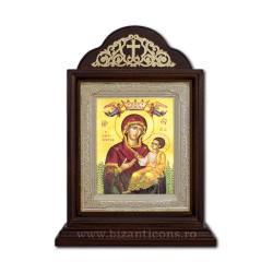 Икона Ковчег деревянный 18x35 ДОКТОР Mirtiliotissa ICR20-504