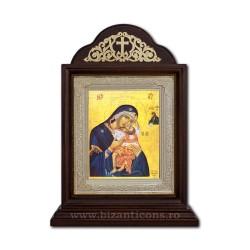 Икона Ковчег деревянный 18x37 ДОКТОР Kardiotissa ICR20-505