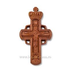 6-64-Cross - Ξύλο με τη σειρά 11cm