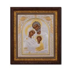 ИКОНА в раме 24x26 Рождения Семьи, EP514-015
