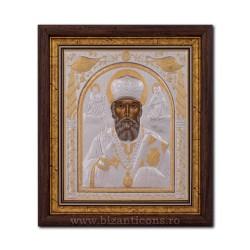 ИКОНА в раме 29x31 Святого Николая EP515-009
