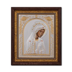The ICON of the frame, 29x31, MD, our lady EP515-017