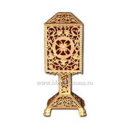 LUMANARAR inchis mic - aliaj aurit - X110-922