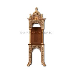 Baldachin pentru Sfinte Moaste sau Icoana - aliaj aurit - mic X113-944 / X 98-688