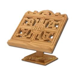 BOOK HOLDER-wood VERSION - 28,5x28x21 8/pack, D 174-21