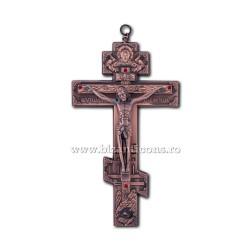 6-24 σταυρό, μέταλλο, τοίχος - να - μου. της ρωσικής 40/box