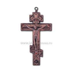 6-24 cross, metal, wall - to- me. of the Russian's 40/box
